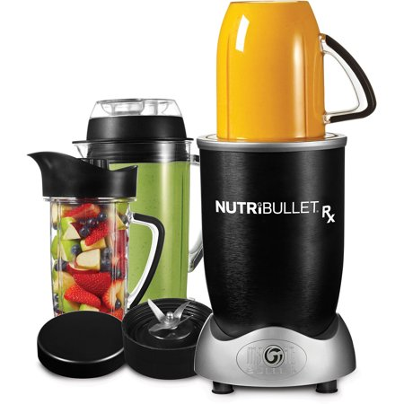 Magic Bullet Nutribullet RX Blender Smart Technology with Auto Start and Stop