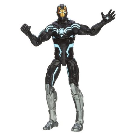 Marvel Universe Iron Man Figure 3.75 Inches (1992 Marvel Universe)
