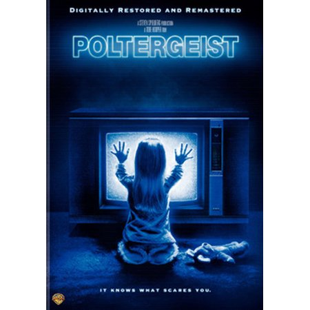 Poltergeist (DVD) - Halloween Moves