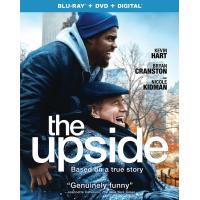 The Upside (Blu-ray + DVD + Digital Copy)