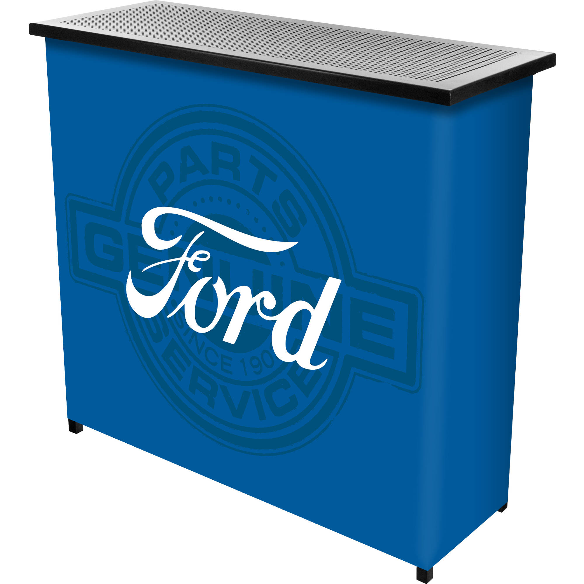 Ford Portable Bar With Case Ford Genuine Parts Walmart Com