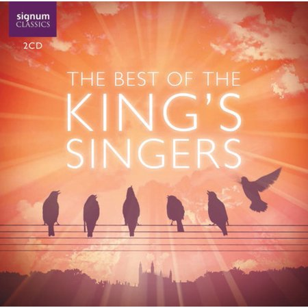 Best of the King's Singers (CD) (Best Male Singers Today)