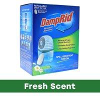 DampRid Fresh Scent Drop-In Tab Moisture Absorber Starter Kit