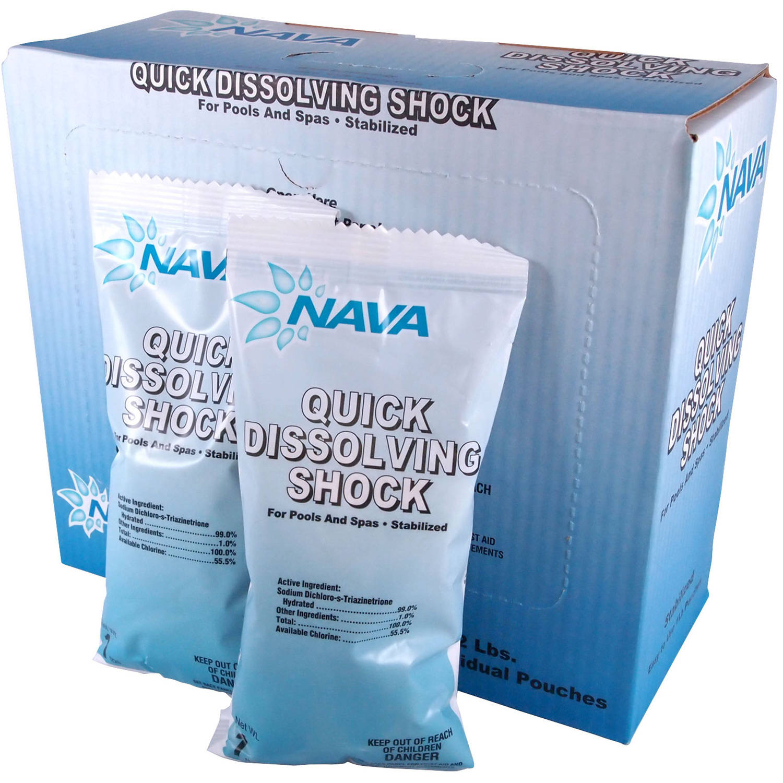 Nava Quick Dissolving Swimming Pool Shock Treatment Ebay