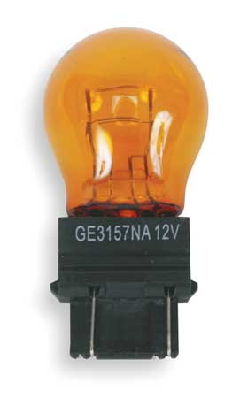 Camco 54721 Replacement 67 Auto License Plate Light Bulb Box of 2
