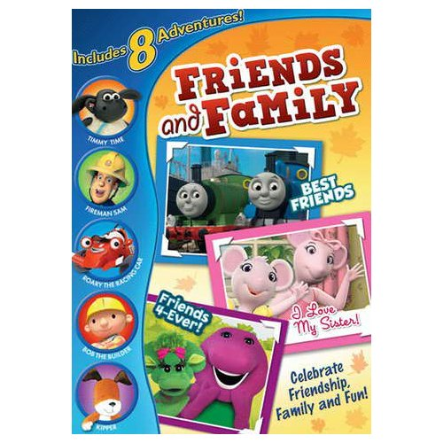 Hit Favorites: Friends and Family (2011)