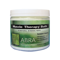 Abra Therapeutics Muscle Therapy Bath 17 oz Pwdr