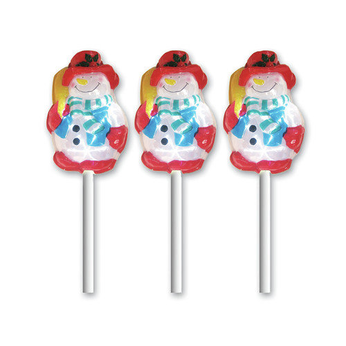 Brite Star LED Icy Snowman Path Markers Christmas Decoration (Set of 3)