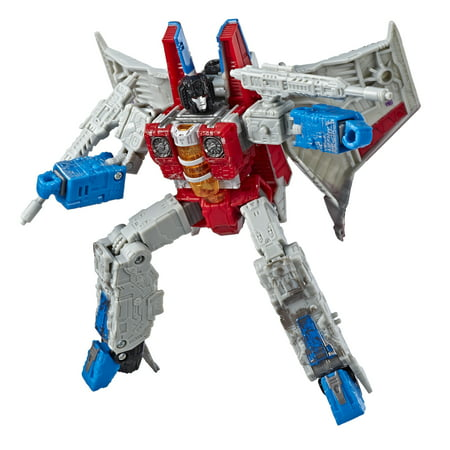 Transformers Generations War for Cybertron Voyager WFC-S24 Starscream