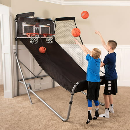 Sweet Basketball Shots (Lifetime Double Shot Deluxe Basketball Game (New and Improved), 90648)