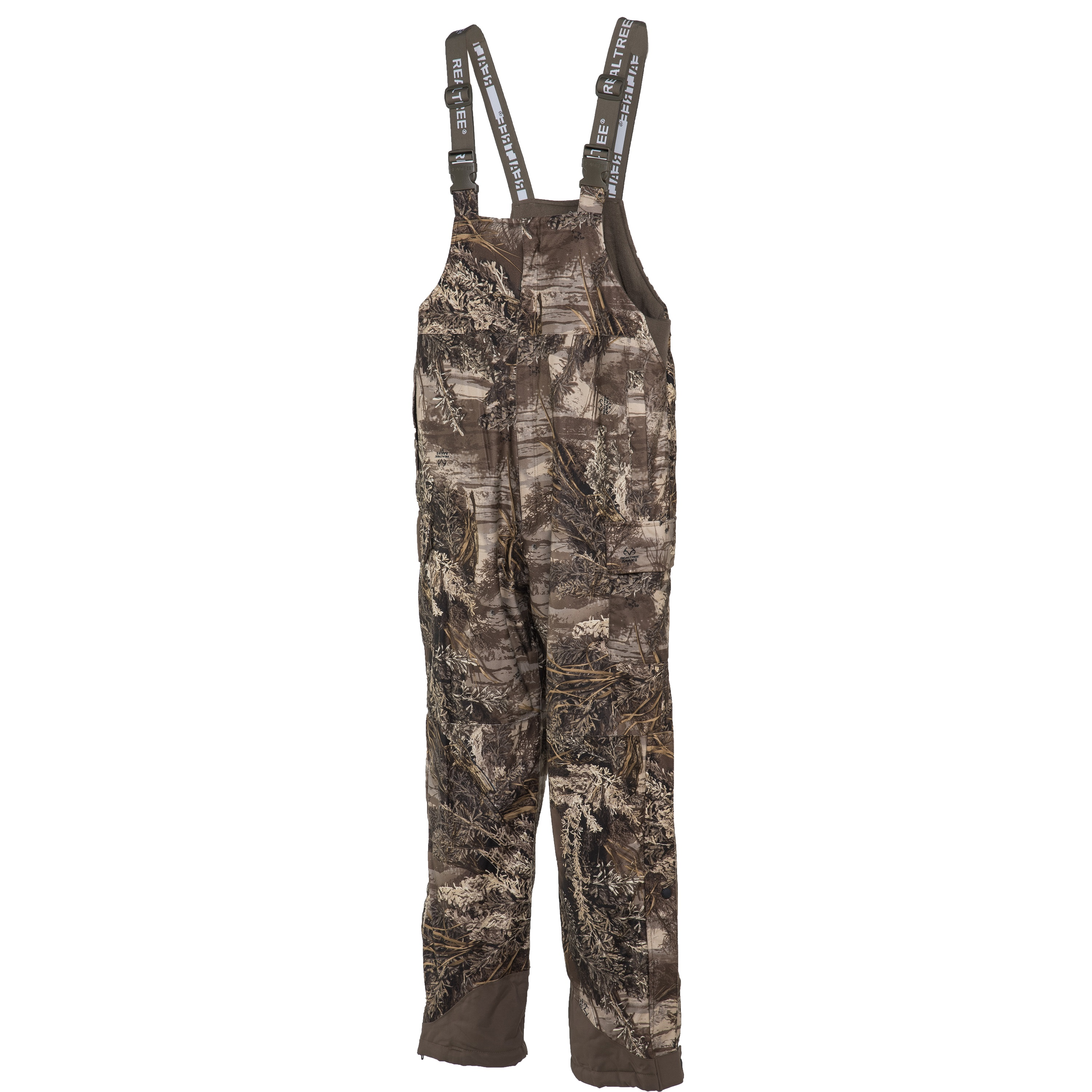 Realtree Xtra Men's Insulated Bibs by LUCKY ZONE DESIGN