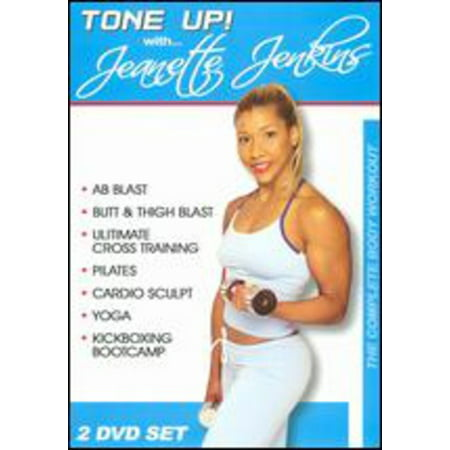 Tone Up! With Jeanette Jenkins (DVD)