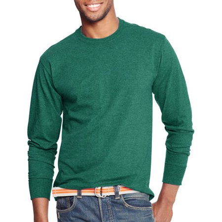 Hanes Men's Comfortblend Long Sleeve T-shirt
