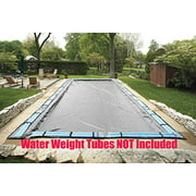 20 Ft x 40 Ft Rectangle Winter Protective Inground Solid Pool Cover Arctic Armor Gorilla 20 Year Warranty