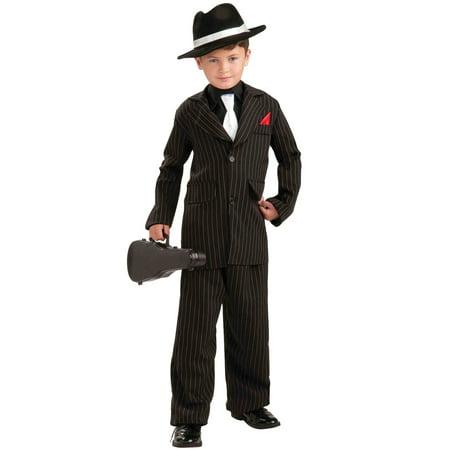 Littlest Gangster Child Costume (Medium)
