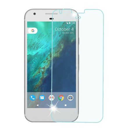 Insten Clear Tempered Glass LCD Screen Protector Film Cover For Google Pixel - Pixel Nerd Glasses