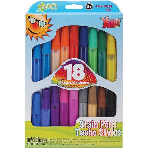 New Image Group Stain Pens 18pk