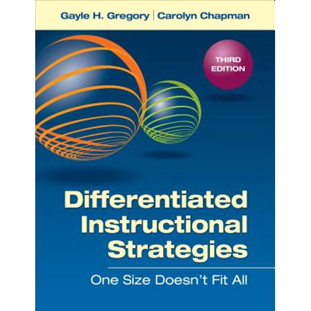 Differentiated Instructional Strategies : One Size Doesn't Fit (Differentiated Instructional Strategies For Science Grades K 8)