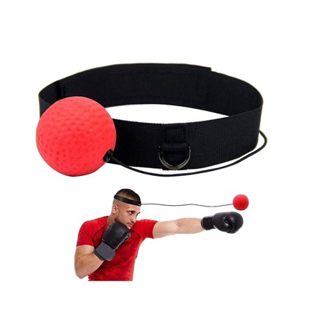 Outtop 2019 NEW Boxing Punch Exercise Fight Ball React Reflex Ball (Best Boxing Fights 2019)