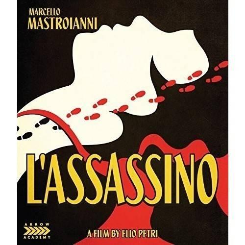 L'Assassino (The Assassin) (Blu-ray + DVD) MVDBRAA006