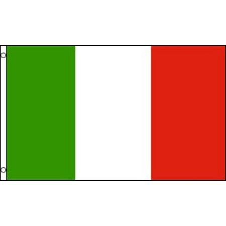 3x5 Italy Flag Italian Banner Country Pennant New Indoor Outdoor New - Italian Banner