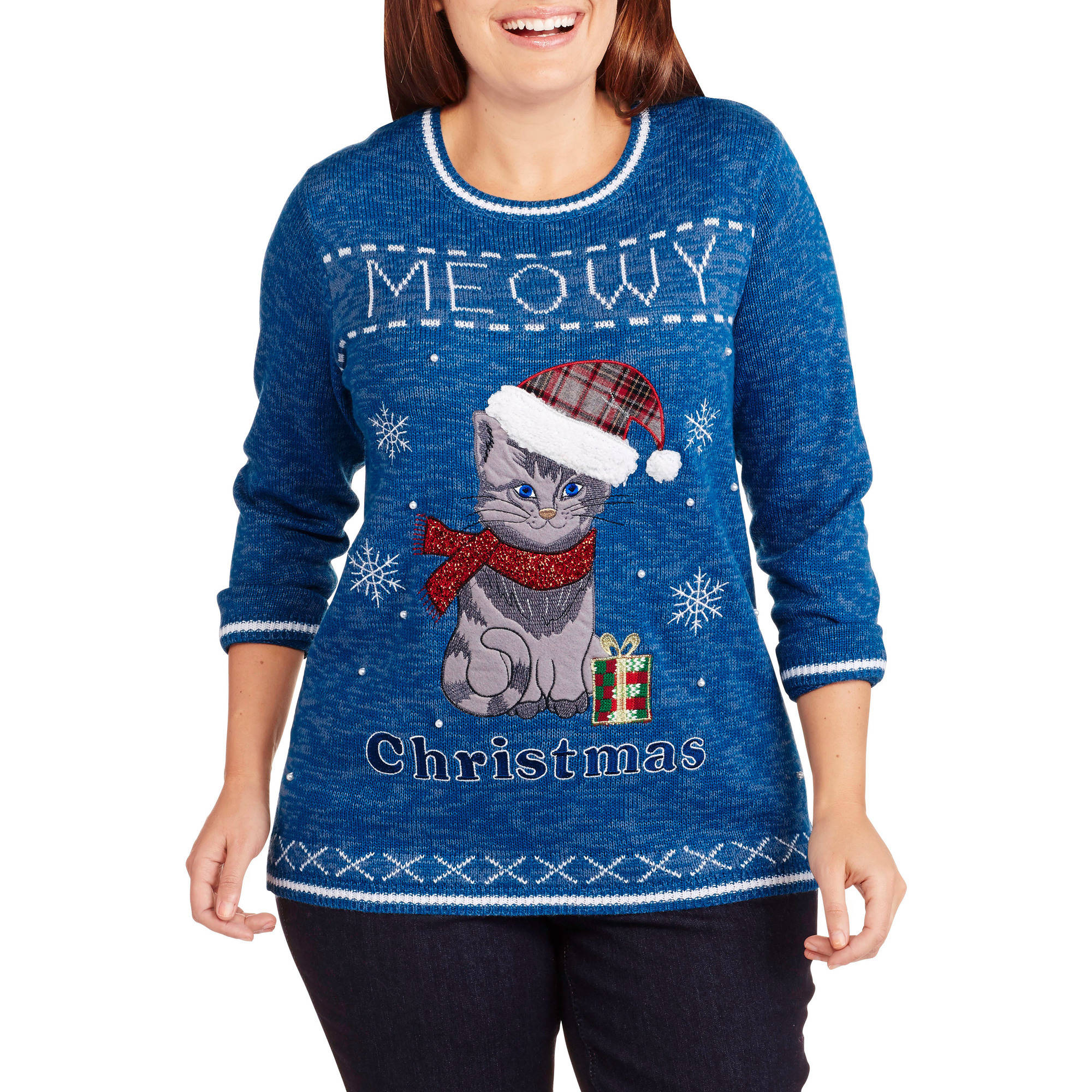 Walmart Christmas Sweater Plus Size | RLDM