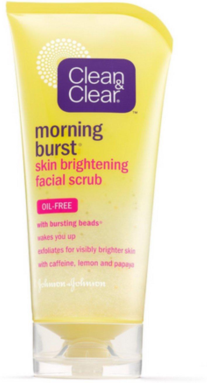 OKAY OKAY-FSLS6 6 oz & 170 g Deep Cleaning Lemon & Brown Sugar Facial Scrub Lip Smacker Frozen Party Pack, 0.45 Pound