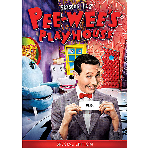 Pee-wee's Playhouse: Season 1 & 2 (Special Edition)