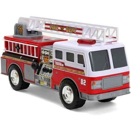 Tonka Mighty Motorized Fire Engine Vehicle - Tonka Truck Party Supplies