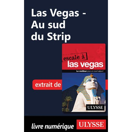 Las Vegas - Au sud du Strip - eBook](Halloween Vegas Strip)