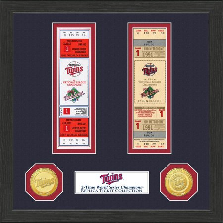 Minnesota Twins Highland Mint 13