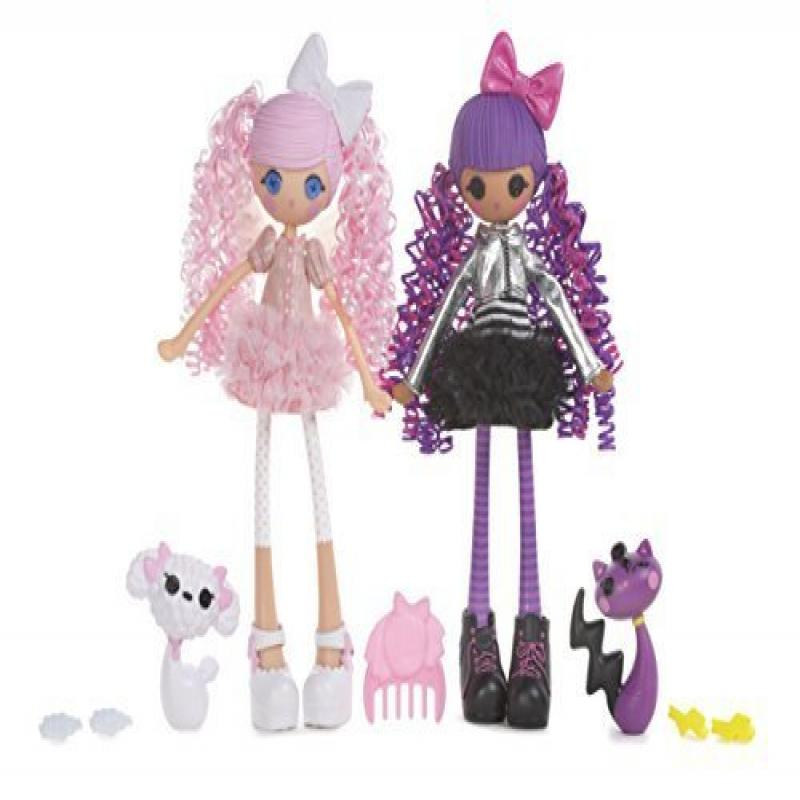 Lalaloopsy Girls Dolls 2-pack - Cloud E. Sky and Storm E....