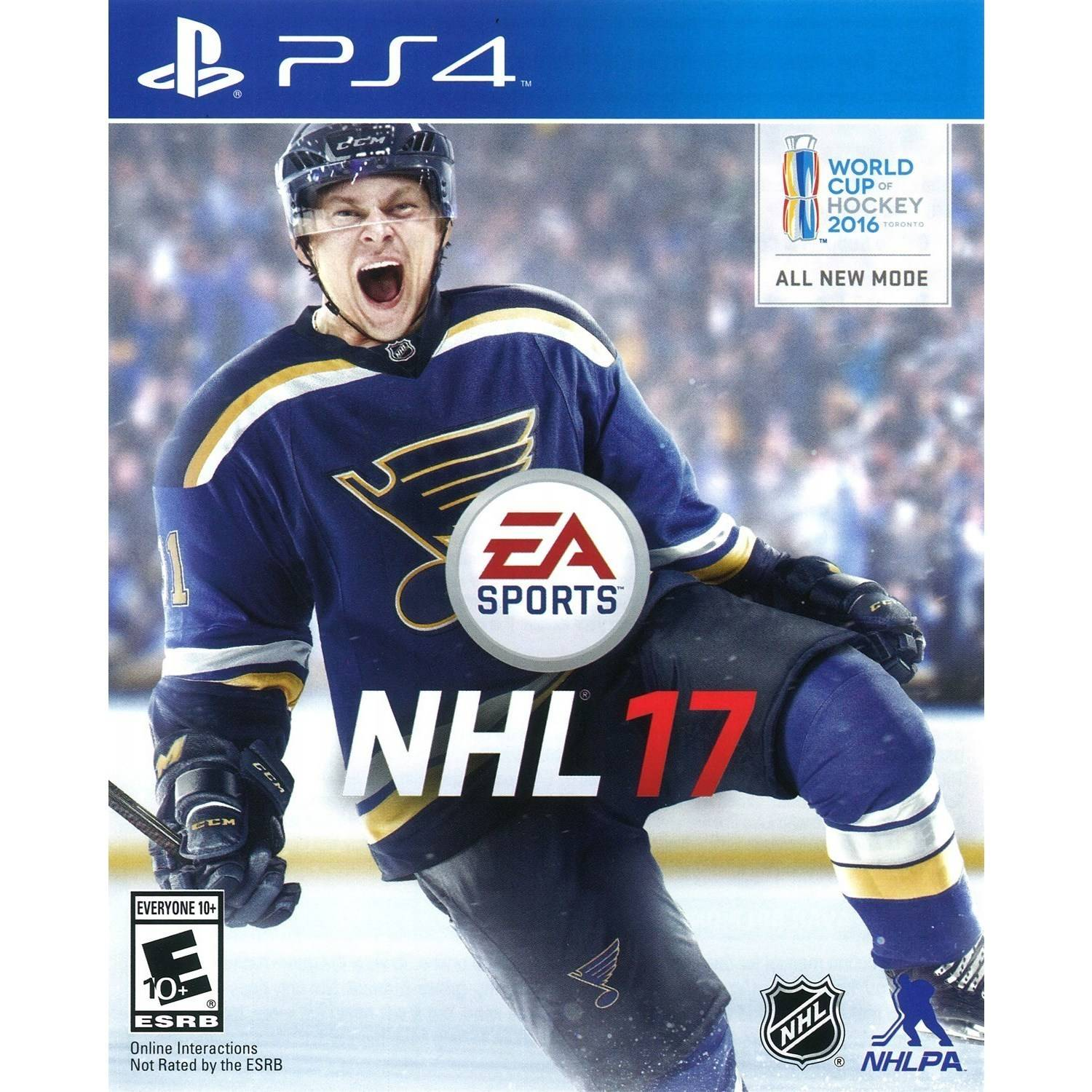 NHL 17 (Playstation 4) by Electronic Arts