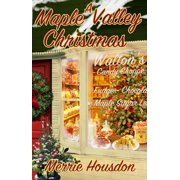 A Maple Valley Christmas - eBook
