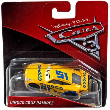Disney Cars Cars 3 Dinoco Cruz Ramirez Diecast Car [Checkout Lane]