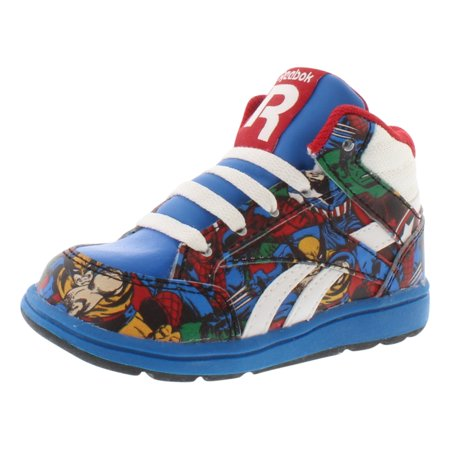 aa368ba2440 Reebok - Reebok SH311 Marvel Infant s Shoes Size - Walmart.com