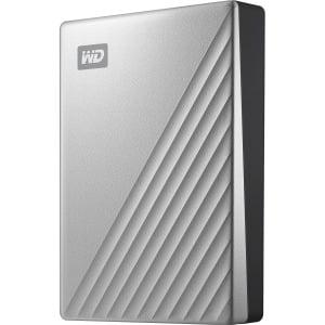 WD My Passport Ultra WDBPMV0040BSL 4TB USB 3.0 Portable External Hard Drive