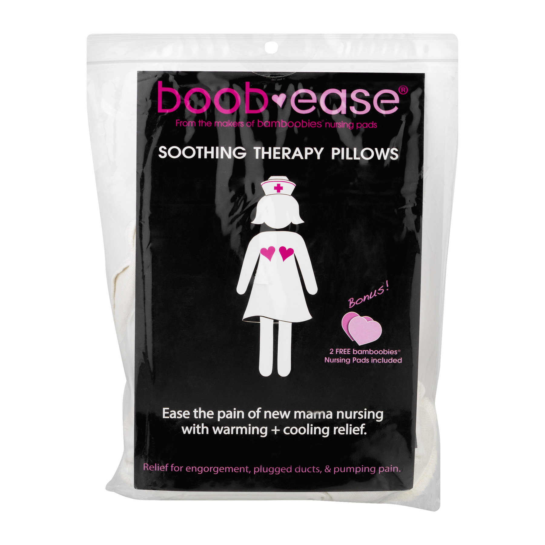 Boob-Ease Soothing Therapy  Pillows, 1.0 CT