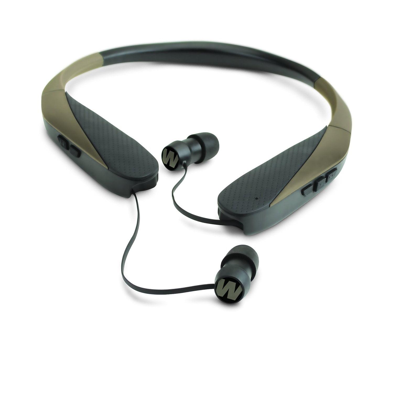 WALKERS GAME EAR RAZOR XV W/BLUETOOTH ELECTRONIC 31 DB FLAT DARK EARTH