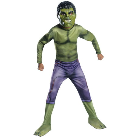 Avengers 2 Hulk Child Costume - Mens Hulk Costume