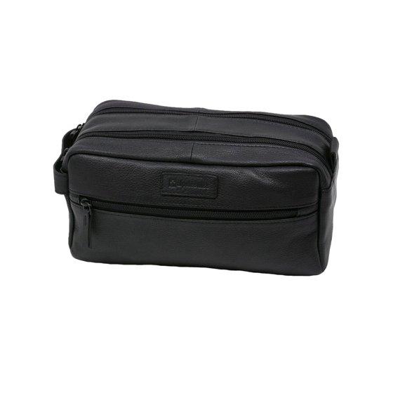 Alpine Swiss Sedona Toiletry Bag Genuine Leather Shaving Kit Dopp Kit  Travel Case By Alpine Swiss c5238fe13a
