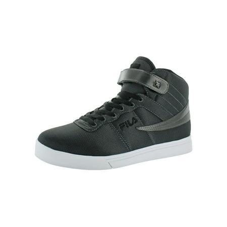 c9efd2fc6d3 Fila - Fila Mens Vulc 13 MP Woven Woven Patchwork High Top Sneakers -  Walmart.com