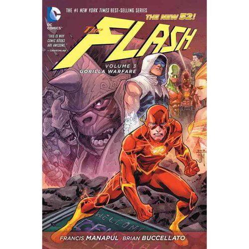 The Flash 3: Gorilla Warfare