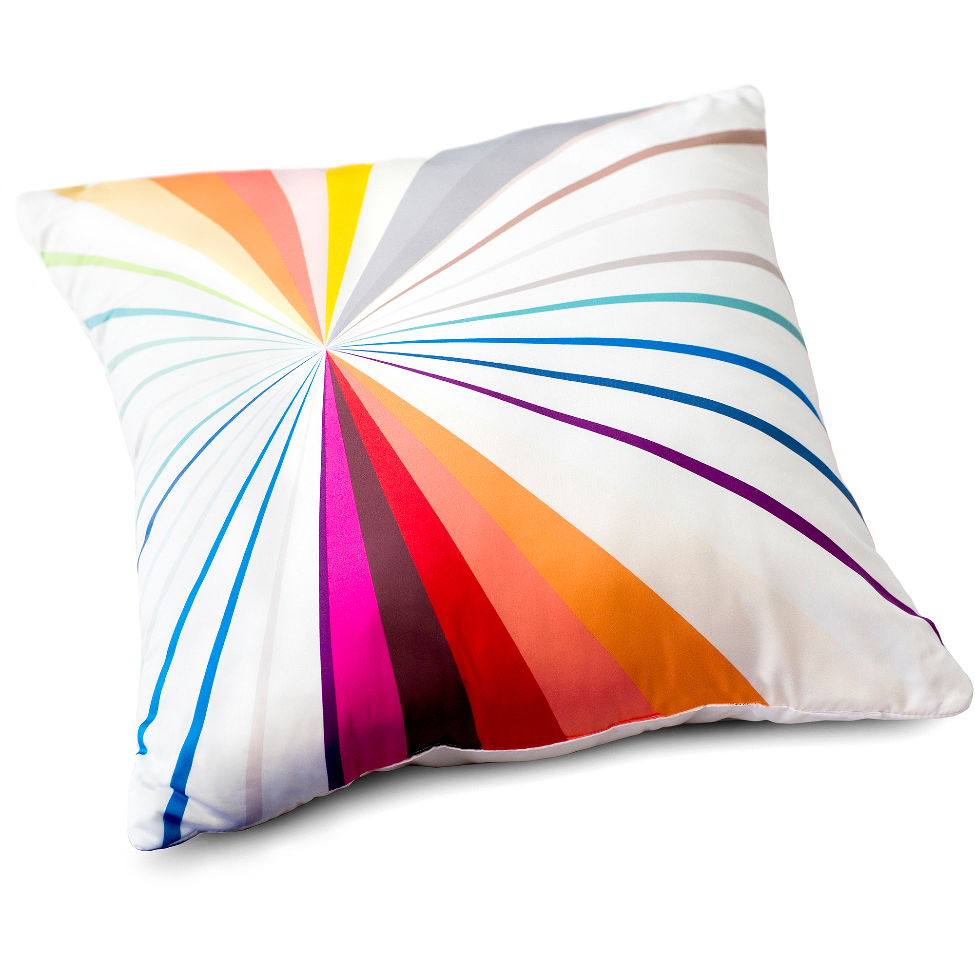 9 by Novogratz Color Wheel Decorative Pillow