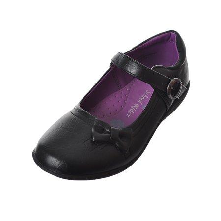 Girls' Mary Jane Shoes (Sizes 5 - 10)