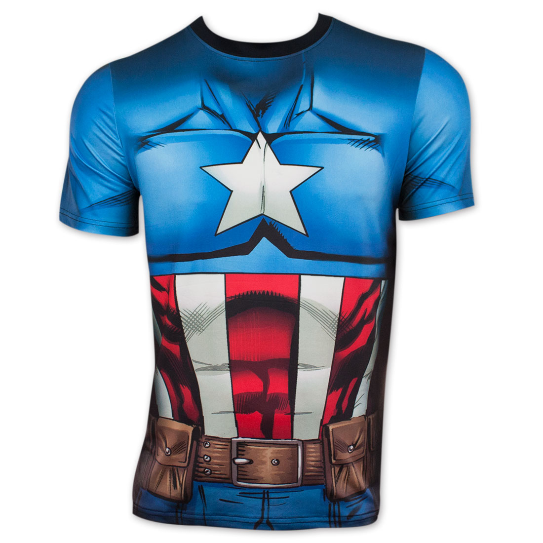 Men's Sublimated Costume Tee Shirt