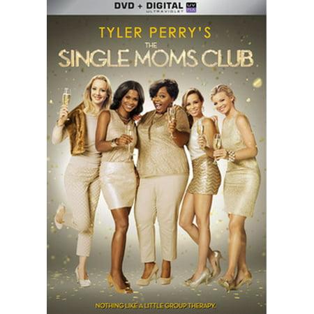 Tyler Perry's The Single Moms Club (DVD + Digital) (Tyler Perrys Single Moms Club)