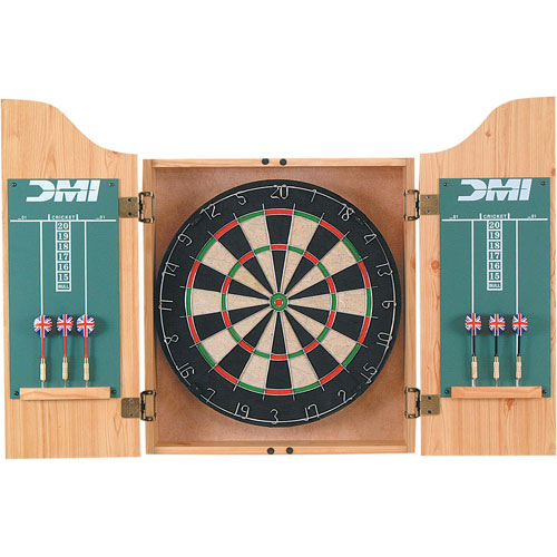 Arachnid Dartboard Cabinet by DMI Sports