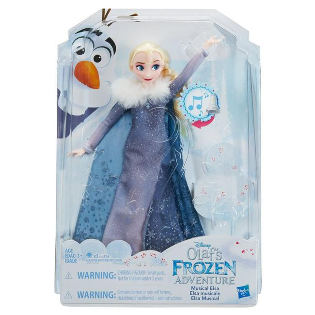 Hasbro HSBC2539 Frozen Singing Elsa Fashion Doll