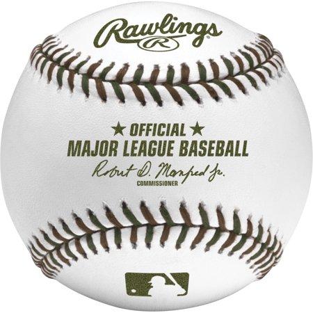 MLB Rawlings 2017 Memorial Day Official Baseball - No - Official Major League Baseballs